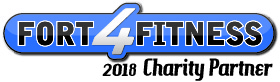 Fort4Fitness 2018 Charity Partner Logo