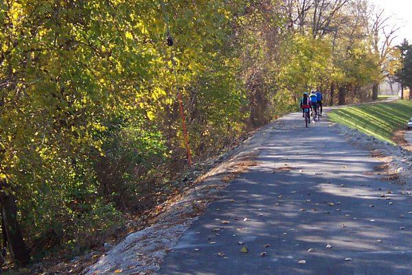 Maumee Pathway along Niagara